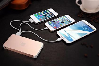 5 Merk Power Bank Terbaik Dan Berkualitas Untuk Smartphone