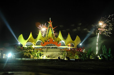 Travel Lampung Menara Siger