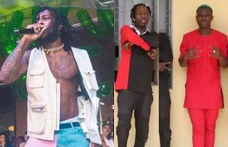 Burna Boy Breaks Silence Over Naira Marley, Zlatan Arrest