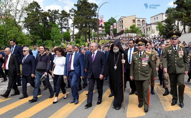 Gobierno armenio lleva a cabo la primera sacudida bajo Pashinian