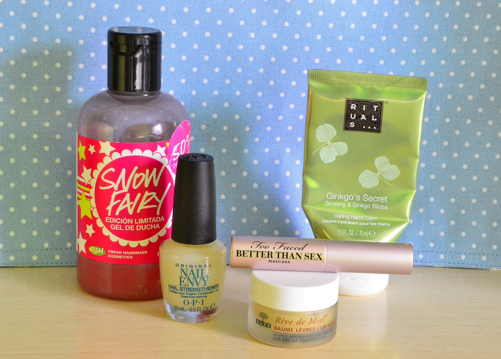 January Favorites 2015
