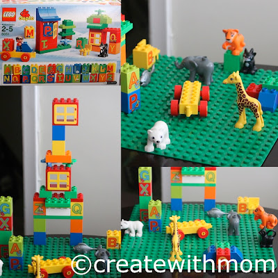 Create With Mom Learning Through Play With Lego Duplo