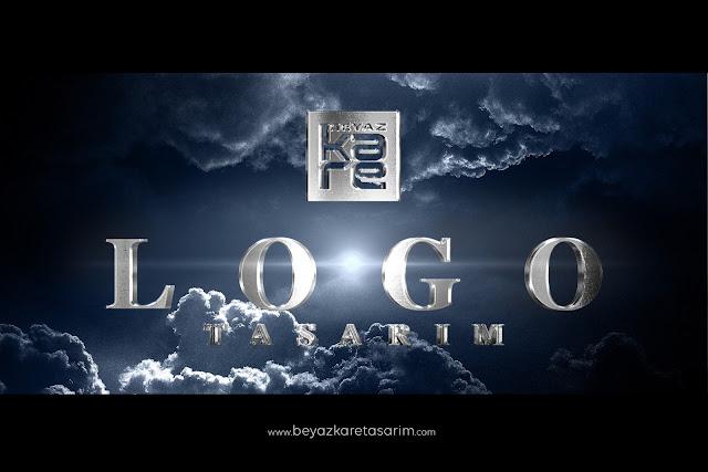 3D logo tasarımı jenerik epik savaş