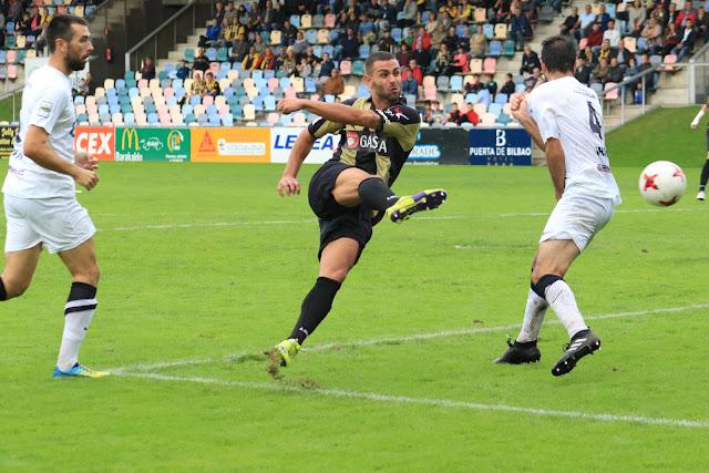 Vitoria chuta el gol