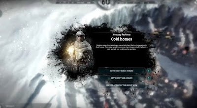 Frostpunk, Strategy Guide, Getting Started, Useful Tips, Cold Homes