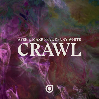 "APEK Teams Up with MAXR for ""Crawl"""