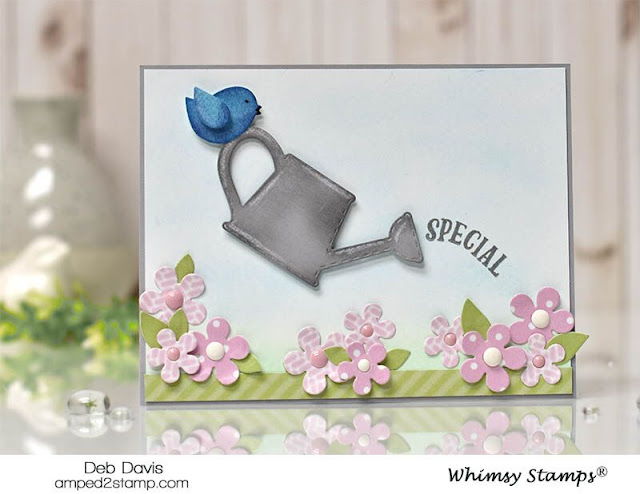 Whimsy Stamps Challenge