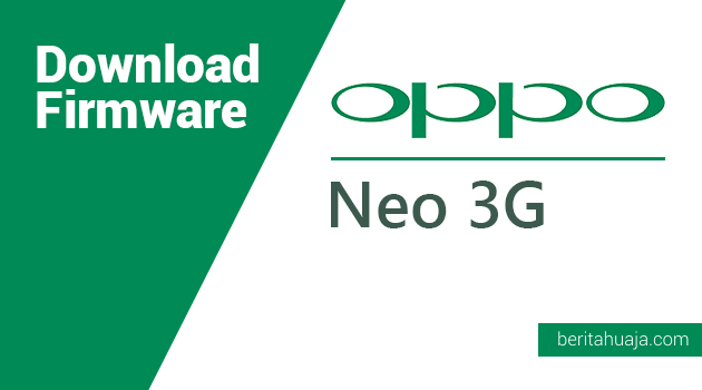 Download Firmware Oppo Neo 3G (R830)