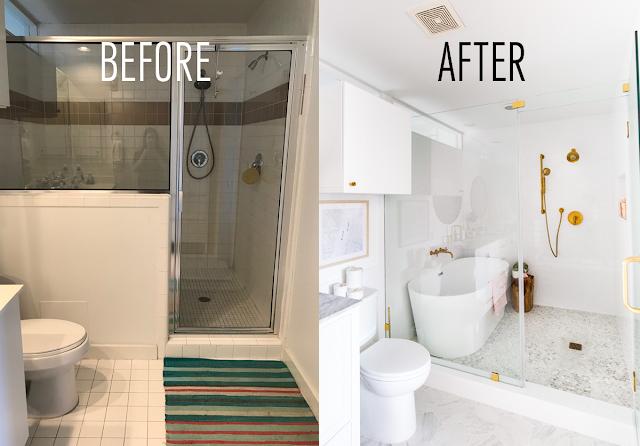 antes y después reforma integral de un baño