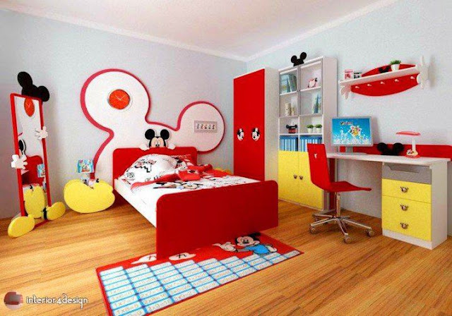 Disney Kids Room 2