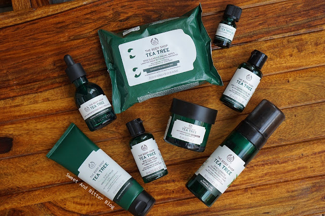 8 The Body Shop Tea Tree Skin Clearing and Anti-Imperfection Review