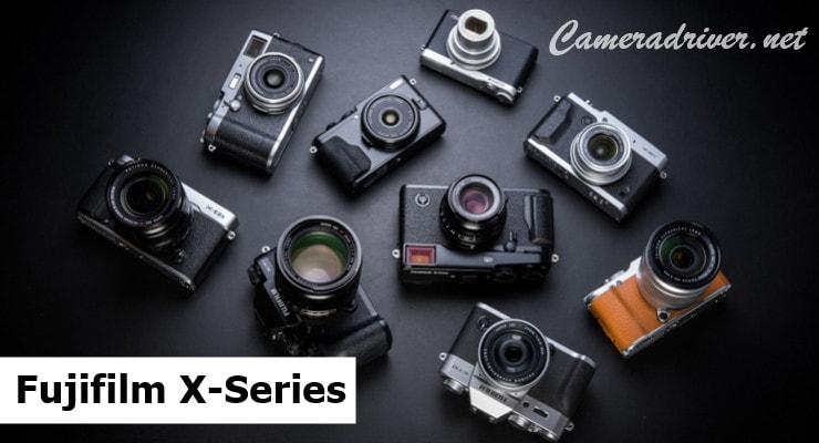 Fujifilm X-Series Camera Software and Firmware Download