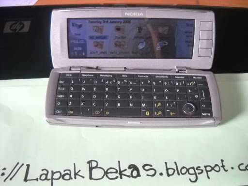 Nokia 9500 Bekas Murah Laptop Dan Handphone Bekas Surabaya Semarang