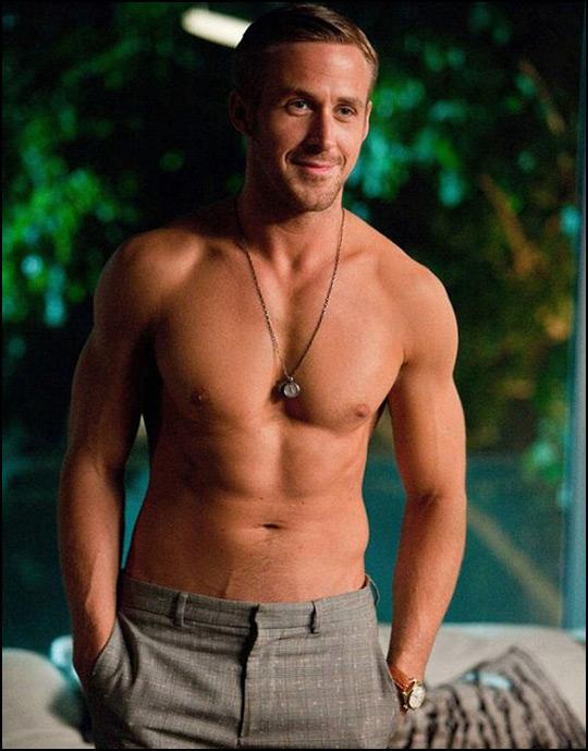 Glamour Ryan Gosling