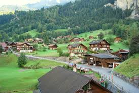 منتزه سياني في سويسرا