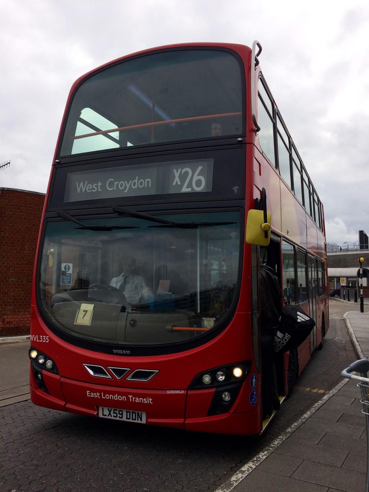 London Buses On The Go Busageddon Heathrow Hayes