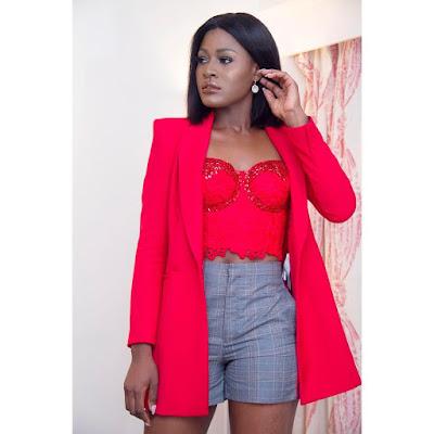 #BBNaija star Alex Asogwa