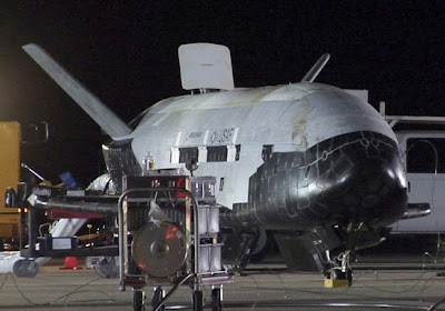 second US 'secret space warplane' x-37b to launch tomorrow