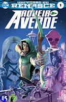 DC Renascimento: Arqueiro Verde #1