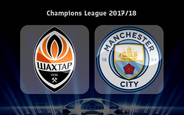 Shakhtar Donetsk vs Manchester City Full Match & Highlights 06 December 2017