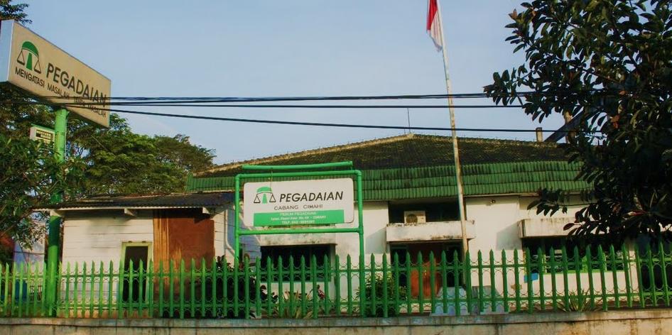 Kantor Pegadaian di Cimahi dan Kabupaten Bandung Barat