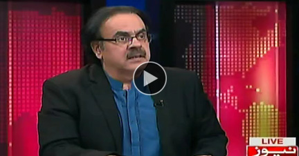 Live With Dr. Shahid Masood - 24th October 2017
