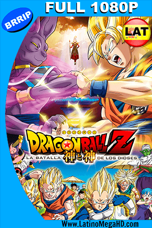 Dragon Ball Z: La Batalla de los Dioses (2013) Latino FULL HD 1080P ()