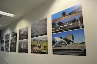 Santa Cruz Shopping promove exposição sobre os 80 anos do Hangar do Zeppelin
