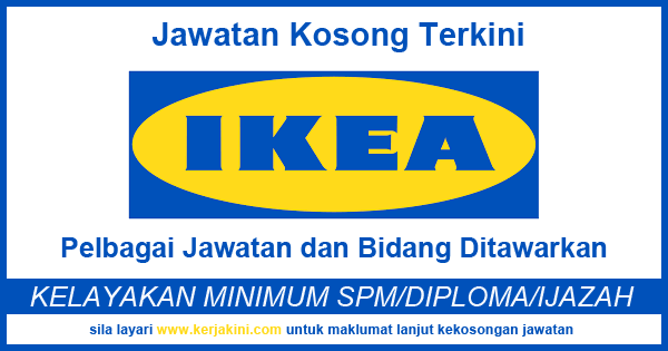 Jawatan Kosong IKEA