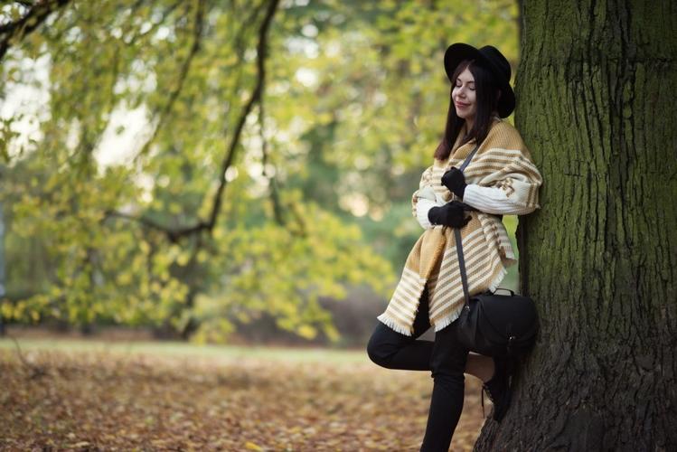 sesja jesień blog