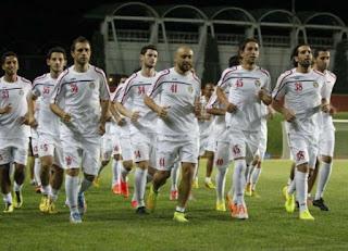 موعد وتوقيت مباراة منتخب الأردن النشامى وألبانيا الودية 10-10-2018 استعدادات كأس آسيا 2019