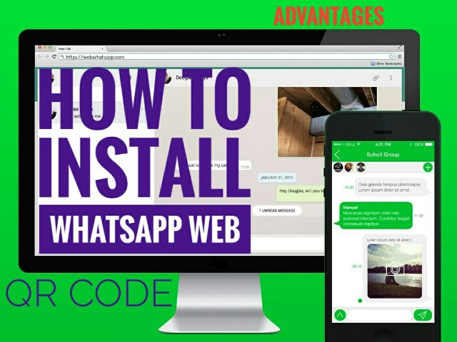 How To Scan QR Code and Install Whatsapp Web in Your Desktop?