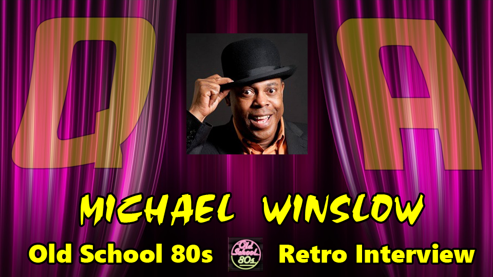 Interview with Michael Winslow from 'Police Academy', 'Spaceballs' More