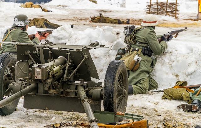 Реконструкция боя при Соколово 9.03.2018 - 40