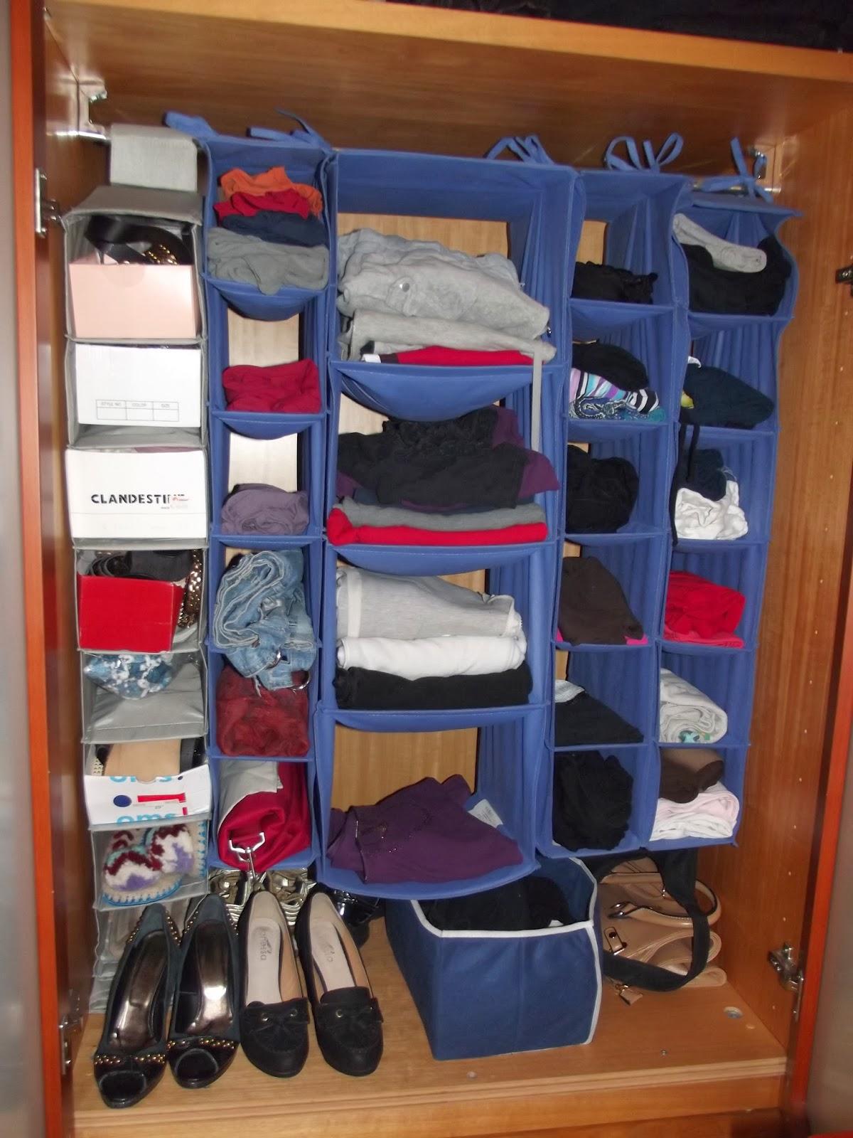 Organizzare il guardaroba | A Tea for U