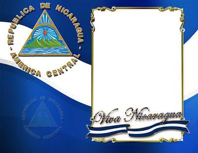 marco para fotos de Nicaragua