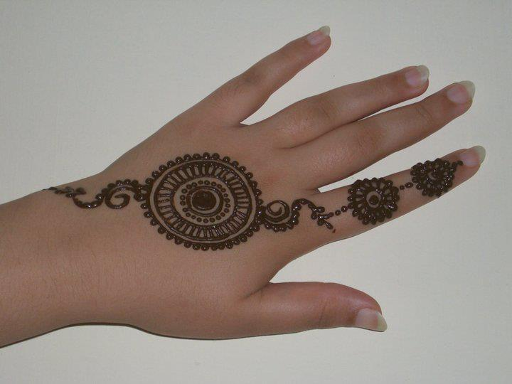 Round Mehndi Tiki Designs Collection Pakistani Mehandi