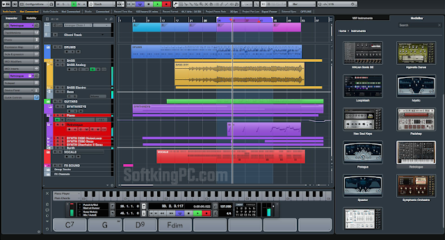 Cubase Pro 9.5 Latest Version Free Download