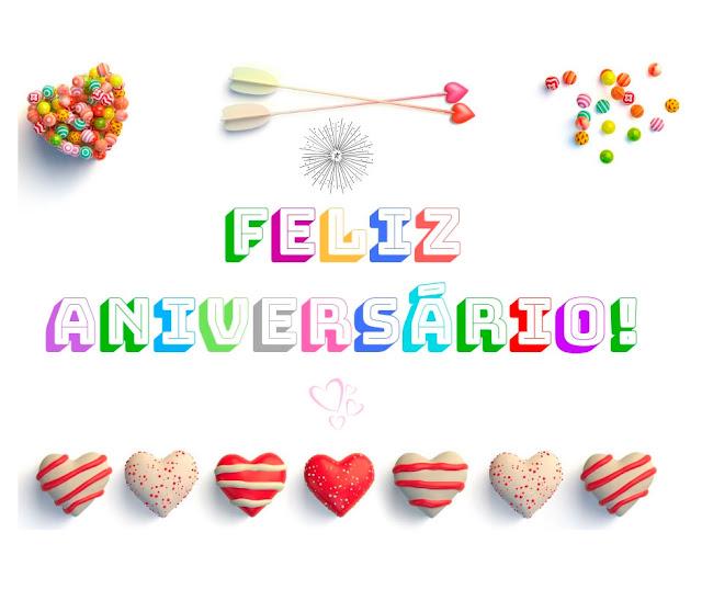 Feliz aniversário para você amiga! Mensagens de Feliz Aniversário