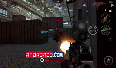 Modern Strike Online v1.16 Mod Apk Data OBB (Mega Mod)