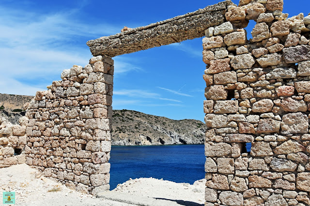 Firopotamos, isla de Milos (Grecia)