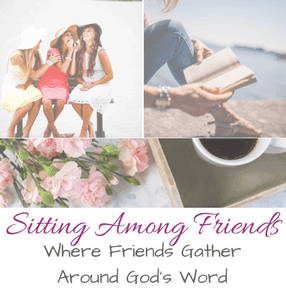 #SittingAmongFriends