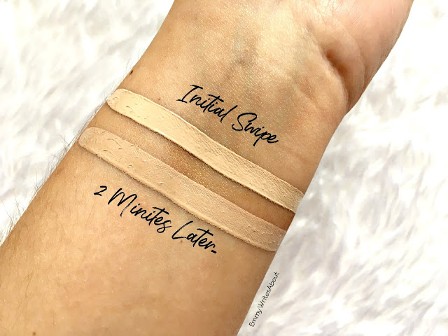 Colourpop No Filter Concealer Fair Neutral Swatch