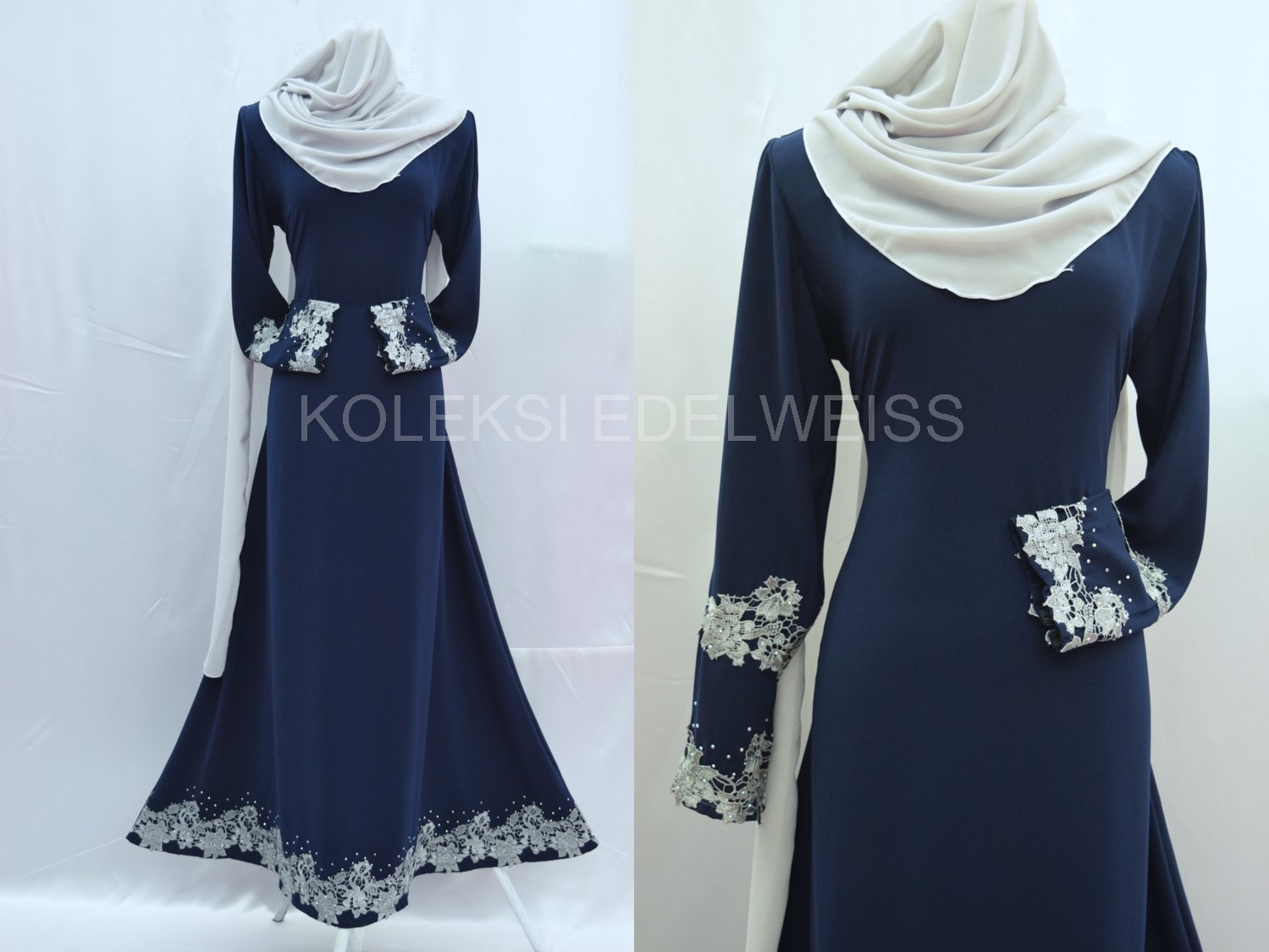 Baju Muslimah Terkini Baju Muslim