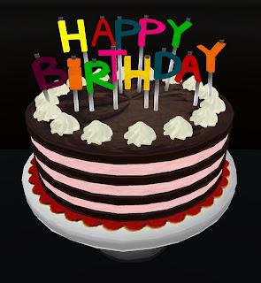 Rey Birthday Cake