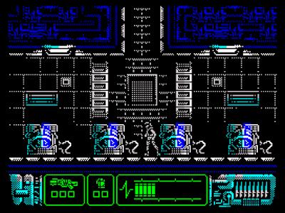 Aliens: Neoplasma. ZX Spectrum