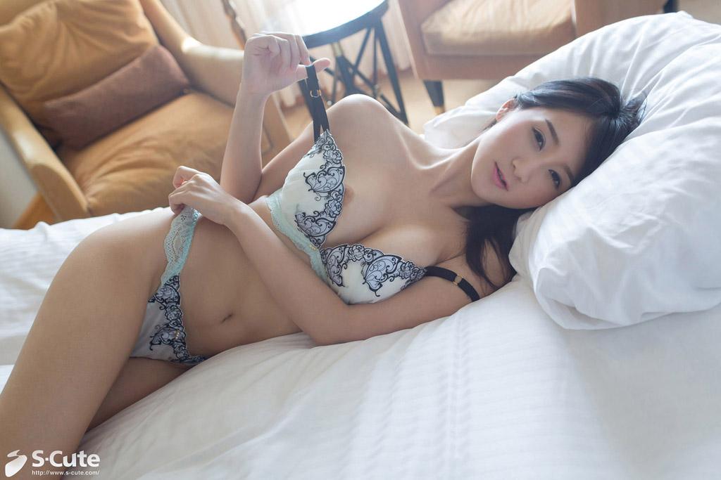 CENSORED S-Cute 483 Chie #2 男をイカせるフェラのテクニック, AV Censored