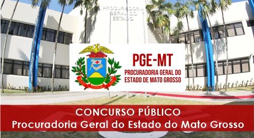 Apostila PGE-MT 2016