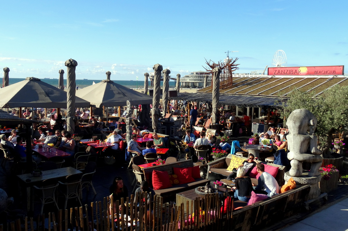 El Nino Scheveningen Scheveningen Beach Netherlands The Beach Club Situation
