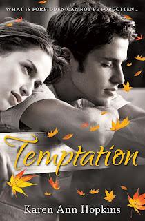 Temptation book series by karen ann hopkins
